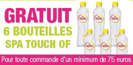 SPA Touch Of Gratuit
