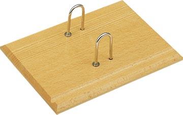 Wonday socle en bois pour des agendas ou blocs-mémo