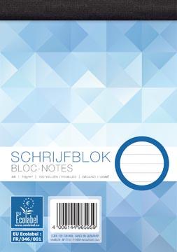 Work bloc-notes, ft A6, 70 g/m², 100 feuilles, ligné