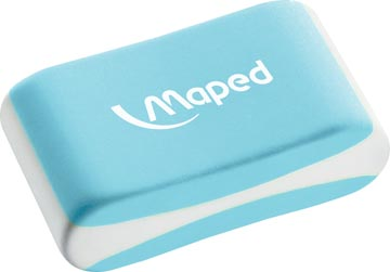 Maped gomme Essentials Soft, couleurs assorties