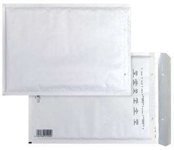 Bong enveloppes à bulles d'air, ft 230 x 340 mm avec bande adhésive, blanc, boîte de 100 pièces