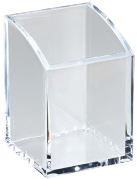 Maul plumier carré acrylique