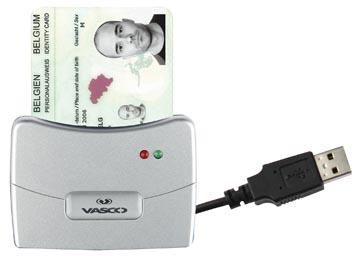 Vasco lecteur de carte d identité digipass eID