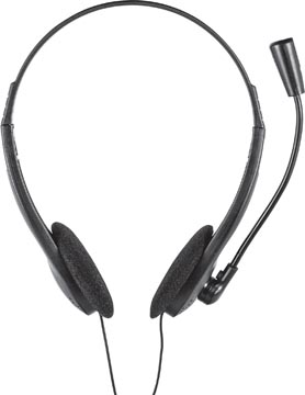 Trust casque à écouteurs Primo