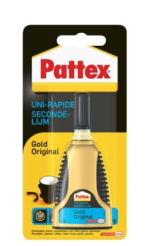Pattex colle instantanée Gold Original
