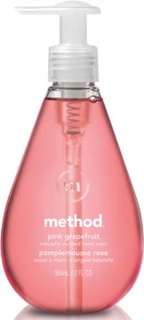 Greenspeed savon pour les mains Method, pamplemousse rose