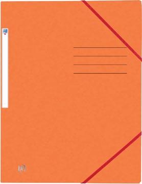Oxford Top File+ farde à rabats, pour ft A4, orange