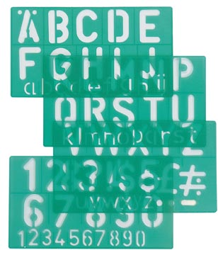 Linex trace-lettres 30 mm