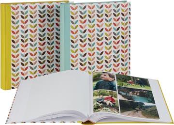 Brepols album photos ALLEGRO, couleurs assorties