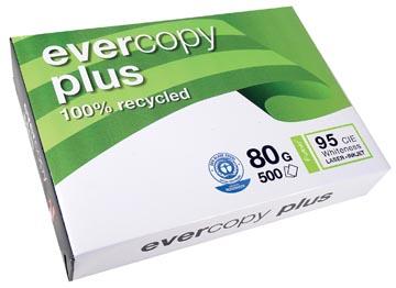 Clairefontaine Evercopy papier reprographique Plus, A4, 80 g, paquet de 500 feuilles