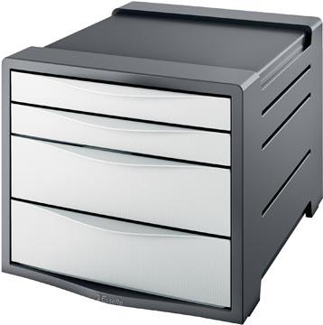 Esselt bloc à tiroirs Vivida 4 tiroirs, blanc