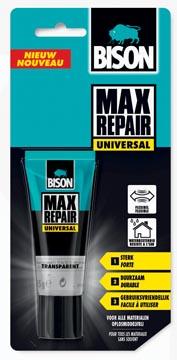 Bison colle Max Repair Universal, blister avec tube de 45 g