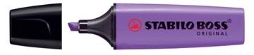 STABILO surligneur BOSS ORIGINAL, violet