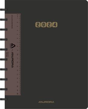 Adoc agend-ex Plan-a-Week, couleurs assorties, 2021