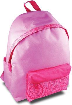 Pergamy Mandala sac à dos, rose
