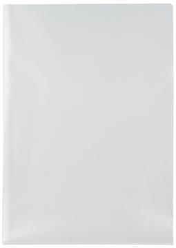 Pergamy pochette coin, ft A4, PP de 90 micron, boîte de 100 pièces, transparent