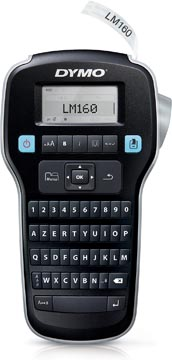 Dymo système de lettrage LabelManager 160P, azerty