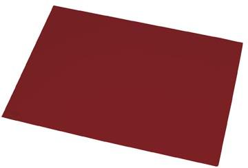Rillstab sous-main ft 40 x 53 cm, bordeaux