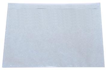 Etui autocollant ft A6, blanco, boîte de 1000 pièces