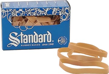 Standard élastiques, 10 x 120 mm, boîte de 100 g