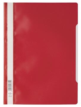 Durable farde à devis, ft A4, rouge