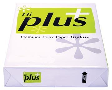 Hi-Plus Premium papier reprographique, ft A3, 75 g, paquet de 500 feuilles