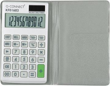 Q-Connect calculatrice de poche KF01603