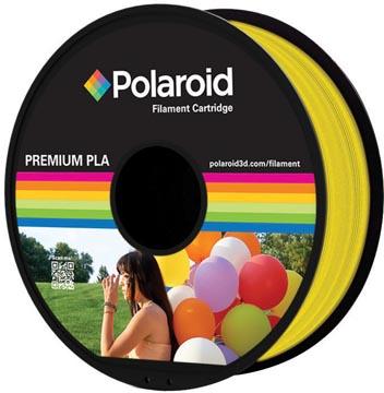 Polaroid 3D Universal Premium PLA filament, 1 kg, jaune