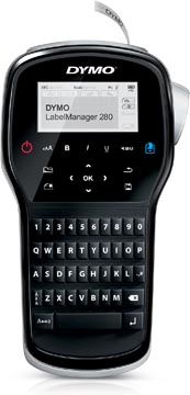 Dymo système de lettrage LabelManager 280, qwerty