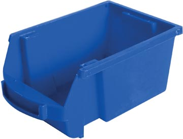 Viso bac de rangement 1 litre, bleu