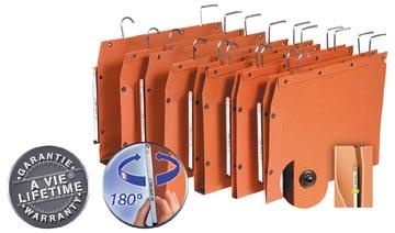L'Oblique dossiers suspendus pour armoires TUB ft 330 x 250 mm, fond 15 mm