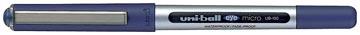 Uni-ball Eye Micro roller, largeur de trait: 0,2 mm, bille 0,5 mm, bleu