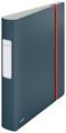 Leitz Cosy classeur à levier Active, dos de 6,5 cm, gris