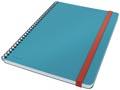 Leitz Cosy carnet de notes spiralé, pour ft B5, ligné, bleu