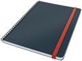 Leitz Cosy carnet de notes spiralé, pour ft B5, ligné, gris