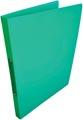 Alpha classeur à anneaux, pour ft A4, en PP, 2 anneaux de 16 mm, vert