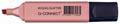 Q-Connect surligneur pastel, rose